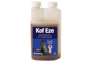 NAF Kof Eze Horse Supplement 500ml