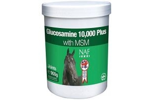 NAF Glucosamine 10 000 Plus MSM 900g Healthy Joints