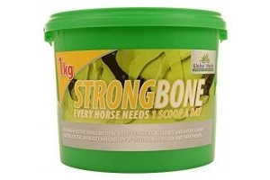 Global Herbs Strongbone 1kg - Clear, 1Kg