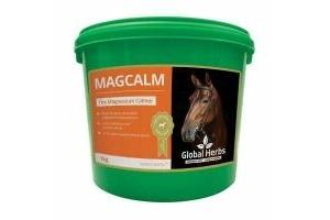GLOBAL HERBS MAGCALM HORSE CALMER SUPPLEMENT