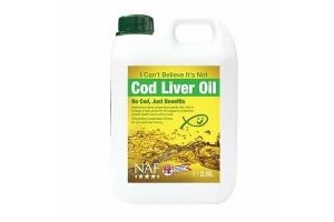 NAF I Can't Believe It's Not Cod Liver Oil 1l