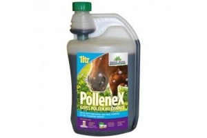 Global Herbs PollenEx Horse Supplement Syrup - 1 Litre