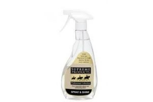 Supreme Products Sparkle Spray & Shine For Horses & Ponies - 400ml - A Mane & Tail Dressing - Produces Body , Glamour & Shine - Can Be Used All Over The Body