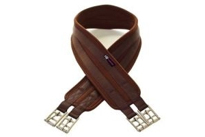 Hy Comfort Cushion Girth - Brown