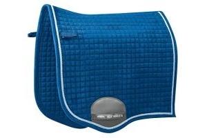 Weatherbeeta Prolux Dressage Saddle Pad Full Size Royal Blue