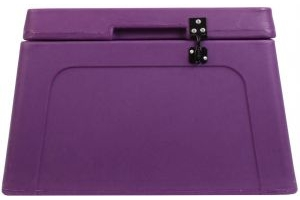 Classic Showjumps Mini Tack Box Purple