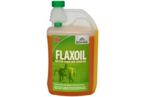 Global Herbs Flax Oil Liquid