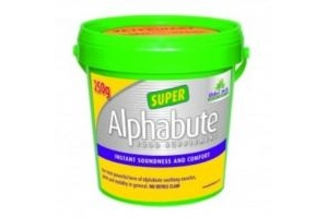 Global Herbs Alphabute Super Horse Joint Supplement x Size: 250 Gm