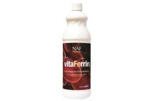 Naf Naf NAF - Five Star Horse VitaFerrin Supplement x Size: 1 Lt