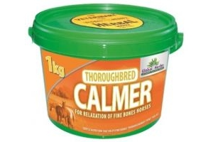 Global Herbs Thoroughbred Calmer Supplement x Size: 1 Kg
