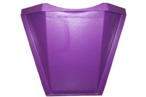 Trilanco Unisex's Prostable Hayfeeder, Purple, Regular
