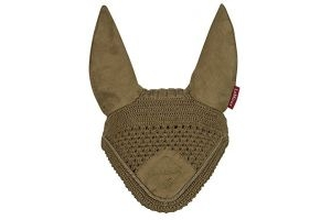 LeMieux Unisex's Signature Fly Hood Olive, Medium