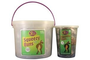 Uncle Jimmys Squeezy Buns (Pack Of 65) (May Vary)