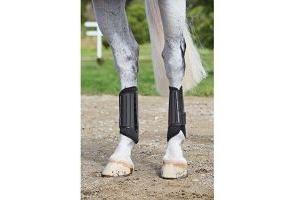 Weatherbeeta Eventing Hind Boots (Cob) (Black)
