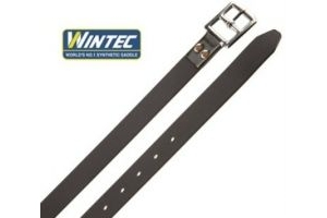 Wintec Synthetic Slimline Leathers Black 47 inch