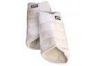 Roma Neoprene Brushing Boots - White/White - Cob