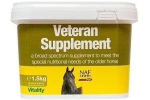 NAF - Veteran Supplement x 1.5 Kg