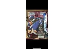 LeMieux Lycra Hood size medium - Benetton Blue brand new with original packaging
