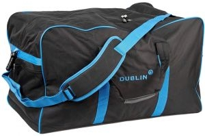 Dublin Imperial Hold All Black/Blue