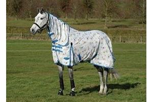 Weatherbeeta comfitec essential mesh ii combo neck llama print 6'3