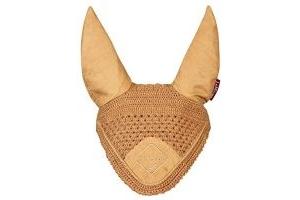 LeMieux Unisex's Signature Fly Hood, Caramel, Large