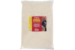 Equimins Garlic Powder 3kg Refill Pack