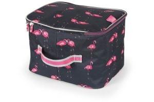 Shires Hat Bag Flamingo