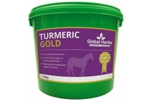 GLOBAL HERBS TURMERIC JOINTS DIGESTION SKIN 1.8 KG