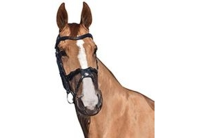 equilibrium Net Relief Muzzle Net for Grackle Bridle - Cob/Horse