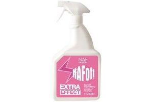 Naf Off Extra Effect Fly Repellent Spray for Horses Ponies 750ml