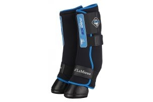 LeMieux ProIce Freeze Boots Black