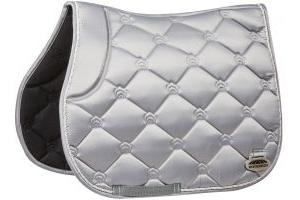 WeatherBeeta Regal Luxe All Purpose Saddle Pad Earl Grey