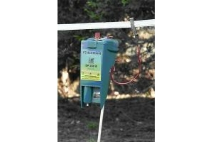 Fenceman Energiser DP350B Electric Fencing