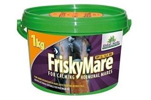 Global Herbs Friskymare Plus 5kg - Clear, 5Kg
