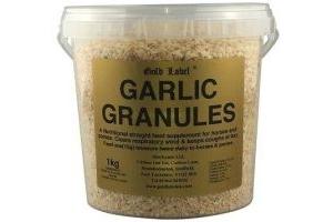 Gold Label Garlic Granules 1Kg
