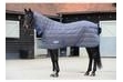 Weatherbeeta Comfitec Thinsulate Channel Quilt Combo Neck (Heavy) - Grey/Blue - 7 foot