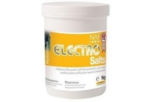 Brand New Horse Pony Cob Hunter Sports Horse NAF Performance Electro Salts 1kg