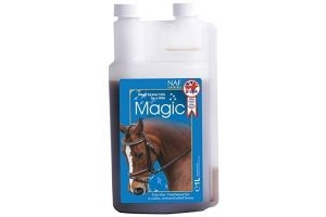 NAF Five Star Magic Liquid 1 Litre Treatment Calm Horse