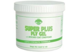 Barrier Super Plus Fly Gel - Fly Repellent Gel for Horses - 500ml