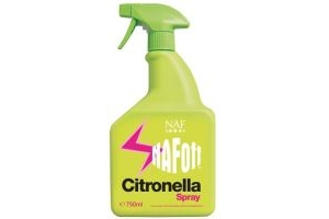 NAF OFF Citronella Fly Spray for Horses 750ml