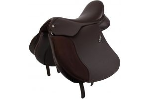 Wintec 500 Pony All Purpose Saddle Brown
