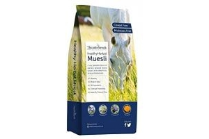 Thunderbrook Equestrian Healthy Herbal Muesli 15kg