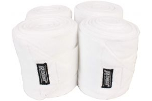 Roma Thick Polo Bandages White