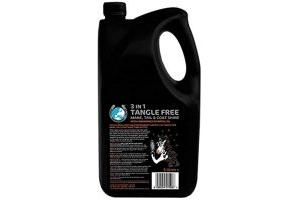 Stable Environment Unisex's 3 in 1 Tangle Free Mane,Tail and Coat Shine 5 Liter, Clear
