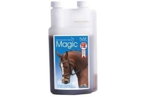 NAF - Five Star Magic Horse Calmer Supplement Liquid x 1 Lt
