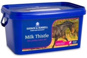 Dodson & Horrell Milk Thistle Supplement