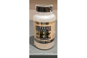 Supreme Products - Professional Horse Hoof Paint Clear x Size: 236ml