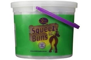 Uncle Jimmys Squeezy Buns, Pack of 65