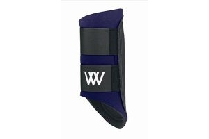 Woof Wear Club Brushing Boot - Navy, Small