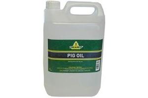 Trilanco Unisex's TRL0185 Pig Oil, Clear, 5 Litre